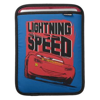 Cars 3   Lightning McQueen - Lightning Speed iPad Sleeve