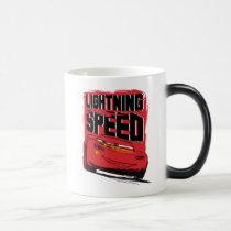Cars 3 | Lightning McQueen - Lightning Speed Magic Mug