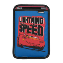 Cars 3 | Lightning McQueen - Lightning Speed Sleeve For iPad Mini