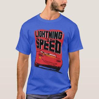 Cars 3   Lightning McQueen - Lightning Speed T-Shirt