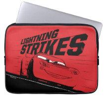 Cars 3 | Lightning McQueen - Lightning Strikes Laptop Sleeve