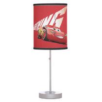 Cars 3 | Lightning McQueen - Lightning Table Lamp