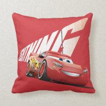 Cars 3 | Lightning McQueen - Lightning Throw Pillow
