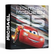 Cars 3 | Lightning McQueen - Pack Leader Binder