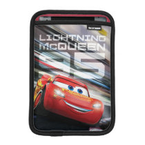 Cars 3 | Lightning McQueen - Pack Leader Sleeve For iPad Mini