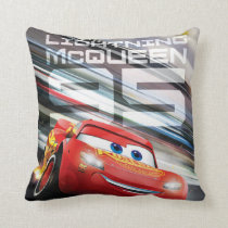 Cars 3 | Lightning McQueen - Pack Leader Throw Pillow