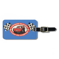 Cars 3 | Lightning McQueen - Piston Cup Chamion Bag Tag