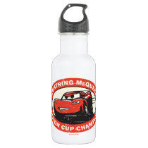 Cars 3 | Lightning McQueen - Piston Cup Chamion Water Bottle