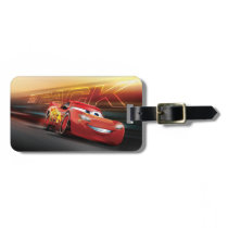 Cars 3 | Lightning McQueen - See You on the Track Luggage Tag
