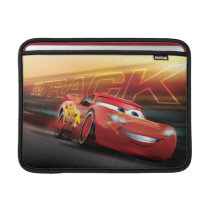 Cars 3 | Lightning McQueen - See You on the Track Sleeve For MacBook Air