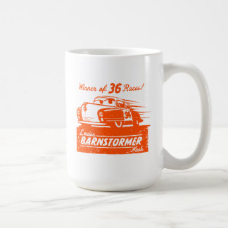 Cars 3 | Louise Barnstormer Nash - 36 Races Coffee Mug