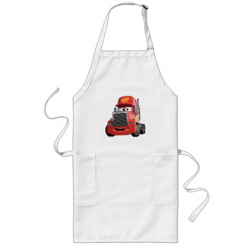 Cars 3 | Mack Long Apron.Cars 3: Blinded by a new generation of blazing fast racers, the legendary Ligntning McQueen is suddenly pushed out of the sport he loves. To get back in the game, he will need the help of an eager young race technician who has her own plan to win, inspiration from the Fabulous Hudson Hornet, and a few unexpected turns. Proving that #95 isn't through yet, this Piston Cup will test the heart of a champion on racing's biggest stage.