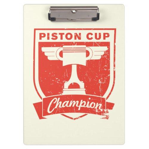 Cars 3 | Piston Cup Champion Clipboard