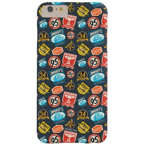 Cars 3 | Piston Cup Champion Pattern Barely There iPhone 6 Plus Case