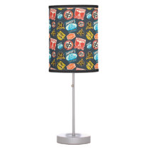 Cars 3 | Piston Cup Champion Pattern Desk Lamp