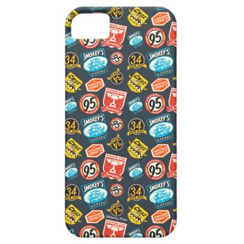 Cars 3 | Piston Cup Champion Pattern iPhone SE/5/5s Case