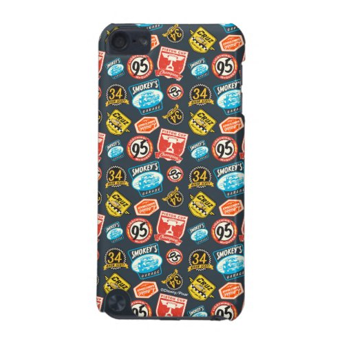 Cars 3 | Piston Cup Champion Pattern iPod Touch (5th Generation) Case