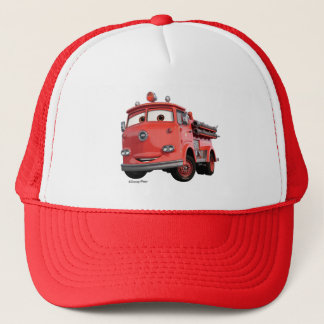 Cars 3 | Red Trucker Hat