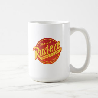 Cars 3 | Rust-eze Logo Coffee Mug