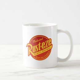 Cars 3   Rust-eze Logo Coffee Mug