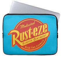 Cars 3 | Rust-eze Logo Computer Sleeve