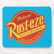 Cars 3 | Rust-eze Logo Mouse Pad