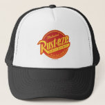"Cars 3 | Rust-eze Logo Trucker Hat<br><div class=""desc"">Cars 3: Blinded by a new generation of blazing fast racers, the legendary Ligntning McQueen is suddenly pushed out of the sport he loves. To get back in the game, he will need the help of an eager young race technician who has her own plan to win, inspiration from the...</div>"