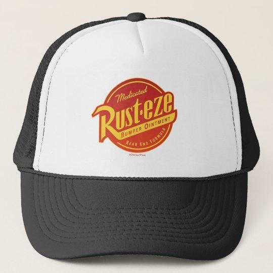 Cars 3 Rust Eze Logo Trucker Hat Zazzle Com