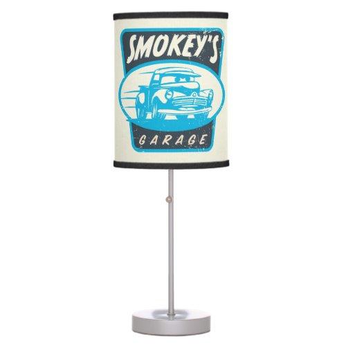 Cars 3 | Smokey's Garage Desk Lamp