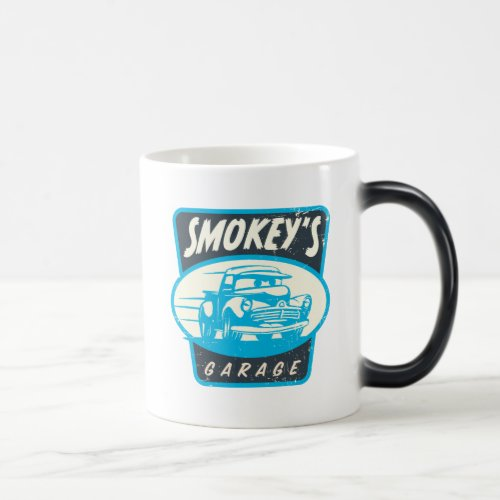 Cars 3 | Smokey's Garage Magic Mug