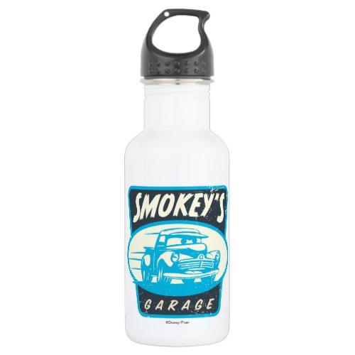 Cars 3 | Smokey's Garage Water Bottle