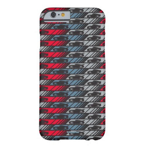 Cars 3 | Speeding Ahead Pattern Barely There iPhone 6 Case