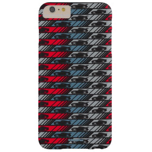 Cars 3 | Speeding Ahead Pattern Barely There iPhone 6 Plus Case