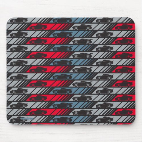 Cars 3 | Speeding Ahead Pattern Mouse Pad