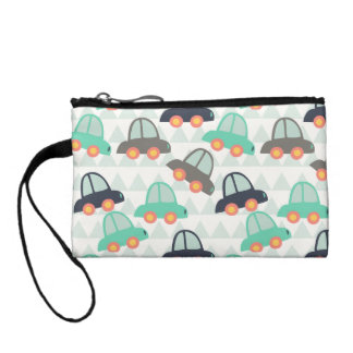 Cars and More Cars Coin Purse