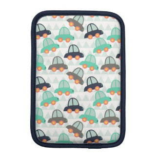 Cars and More Cars Sleeve For iPad Mini