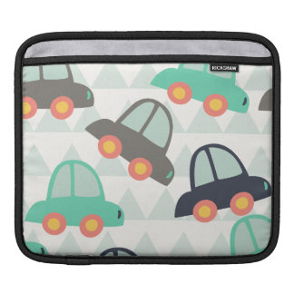 Cars and More Cars Sleeves For iPads