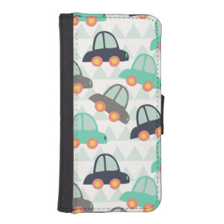 Cars and More Cars iPhone 5 Wallet Cases
