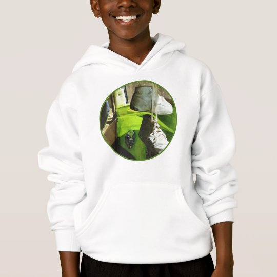 Cars - Baby Shoes Hoodie