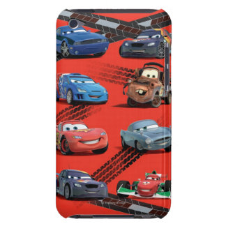 Cars Barely There iPod Cases