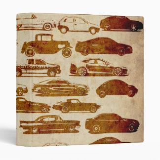 Cars Binder