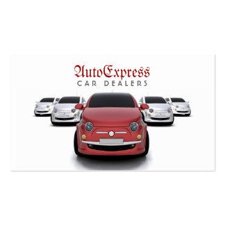 Cars Business Card