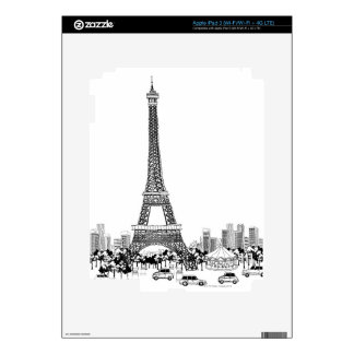 Cars by Tower iPad 3 Skins