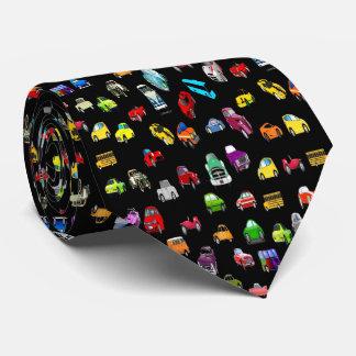 CARS CARS CARS necktie