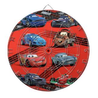 Cars Dart Boards