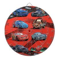 Cars Dartboard