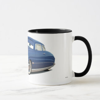 Cars Doc Hudson Disney Mug