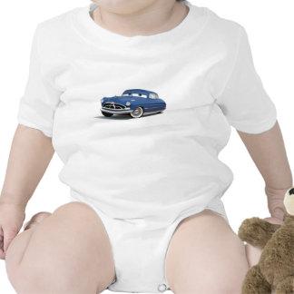 Cars Doc Hudson Disney Baby Bodysuits
