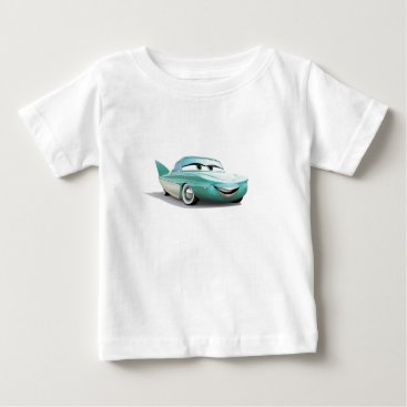 Disney Themed Cars' Flo Disney Baby T-Shirt