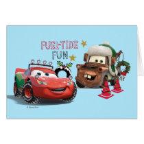 Cars | Fuel-Tide Fun Card